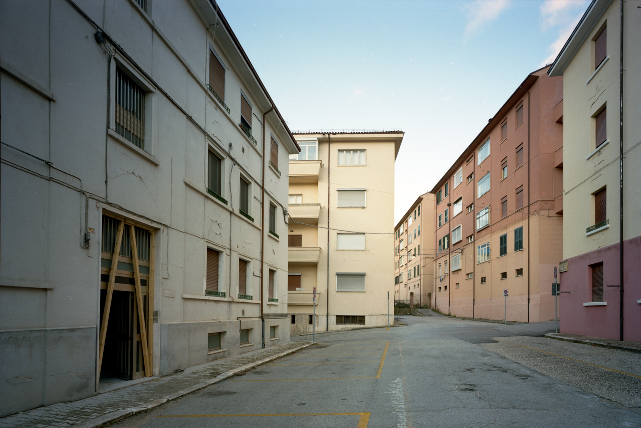 Fulvio Orsenigo | A city without city 2010-2012
